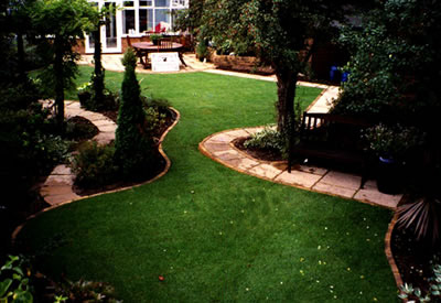 Home Landscaping Ideas on Quality Garden And Landscape Design Services For People In Essex From